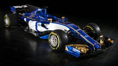 Sauber ha presentado el nuevo C36, su monoplaza para la temporada 2017 de Fórmula 1.