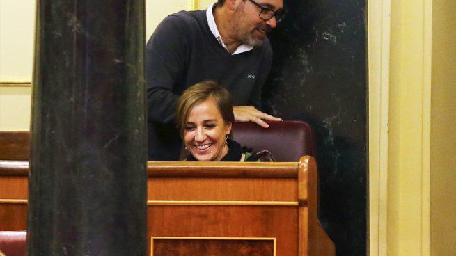 """Así justifica Podemos el sitio de Tania Sánchez en el 'gallinero': """"Las caras visibles en primera fila"""""""