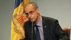 Antoni Martí, presidente de Andorra.