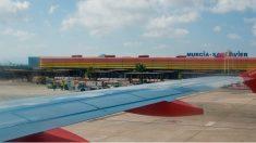 Aeropuerto de San Javier (Foto: Wikimedia).