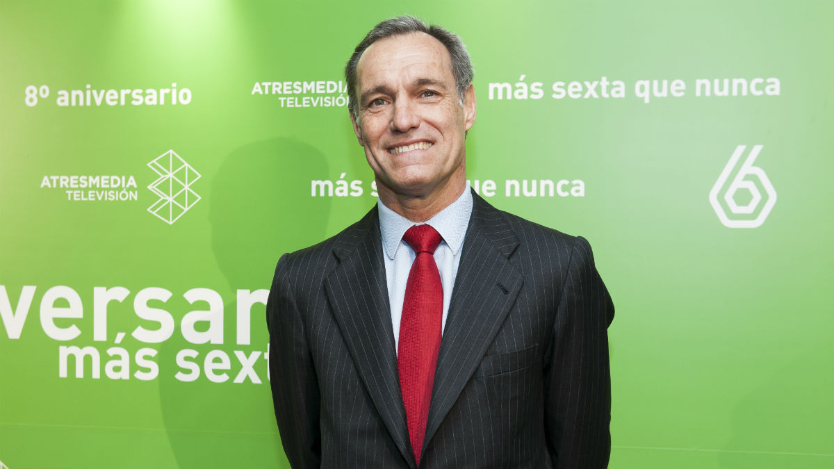 Silvio Gonzalez, consejero delegado de Atresmedia.