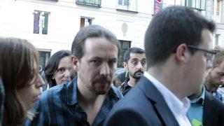 Pablo Iglesias (Foto: Okdiario)