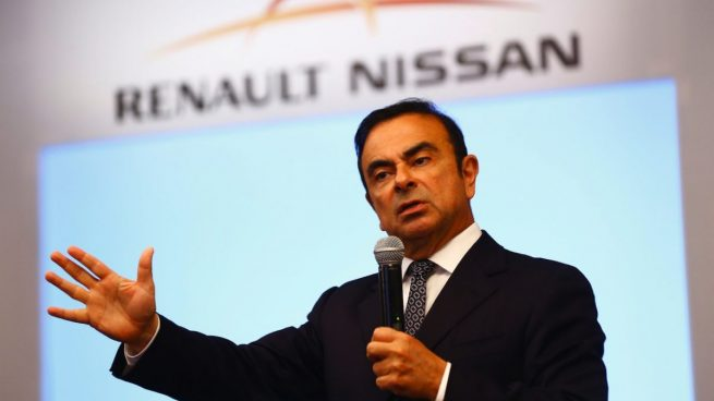 Nissan - ghosn