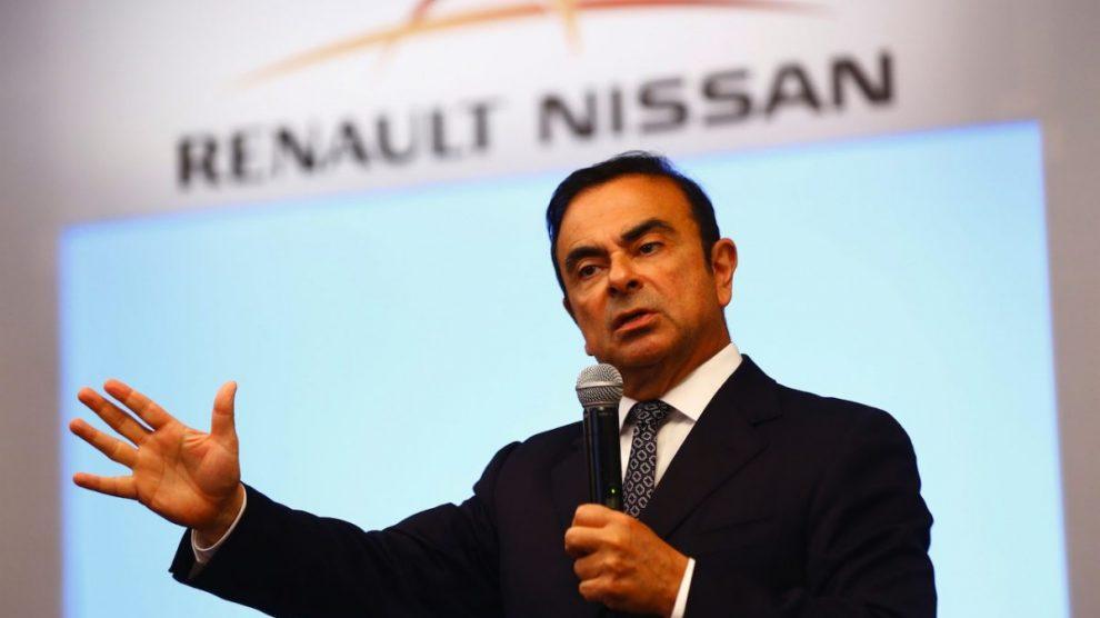 Carlos Ghosn, ex presidente de Renault-Nissan-Mitsubishi (Foto: Getty)