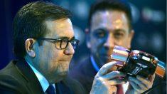 Ildefonso Guajardo, ministro de Economía de México. (AFP)