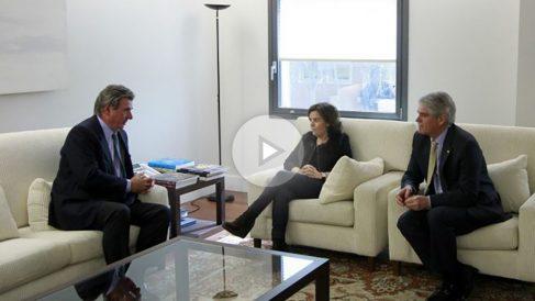 El nuevo embajador en Reino Unido, Carlos Bastarreche.