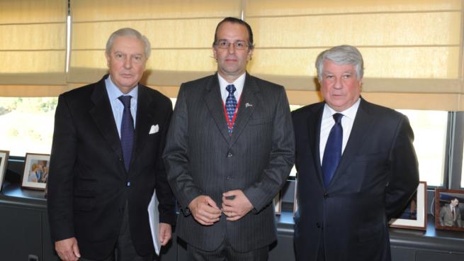 La Cámara de Madrid y Laboratorios Rovi atrapados por la condena de Corsini por las 'tarjetas black'