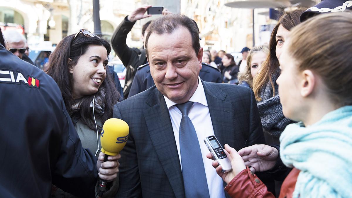Pedro Horrach. (Foto: EFE)