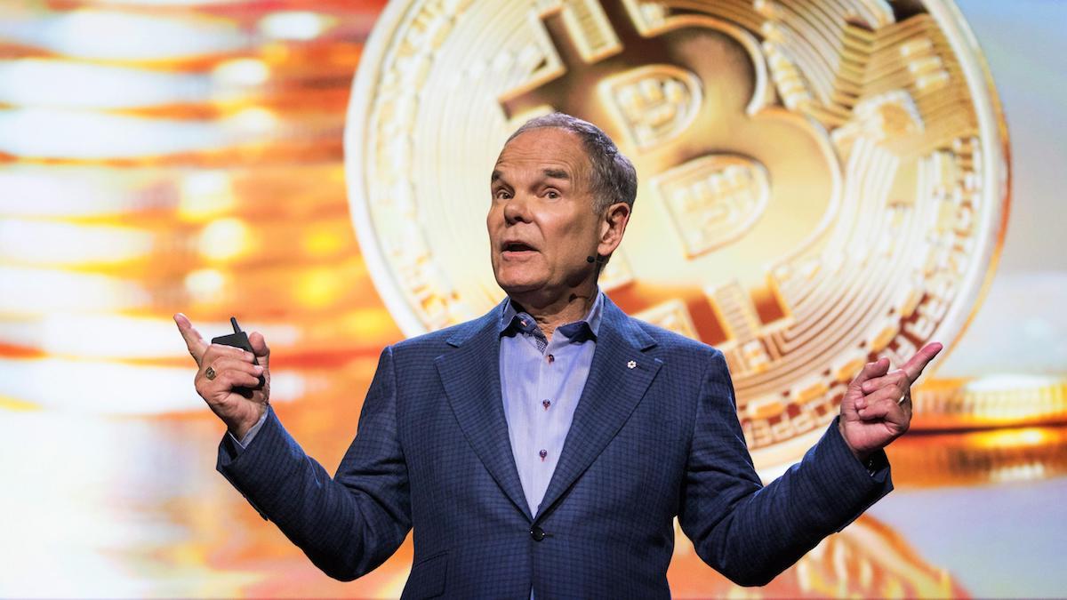 Don Tapscott, autor de 'La Revolución Blockchain'.