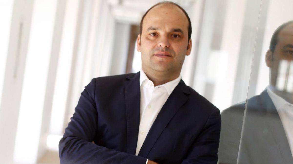 El economista José Carlos Díez, coordinador de la ponencia económica del PSOE ante el 39 congreso.