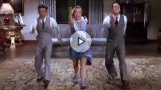 """'Bailando bajo la lluvia."""""""