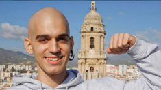 Pablo Ráez, ejemplo de lucha contra la leucemia.