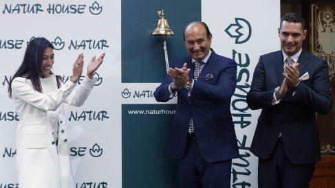 El presidente de Naturhouse, Félix Revuelta. (Foto: EFE)