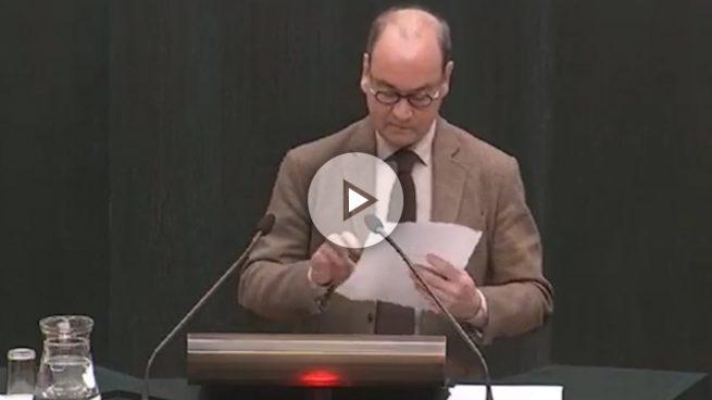 Un concejal del PP imita el error de los Oscars para criticar las consultas de Carmena