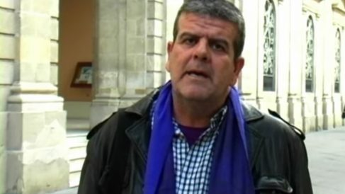 Nacho Molina, dirigente de Podemos Andalucía.