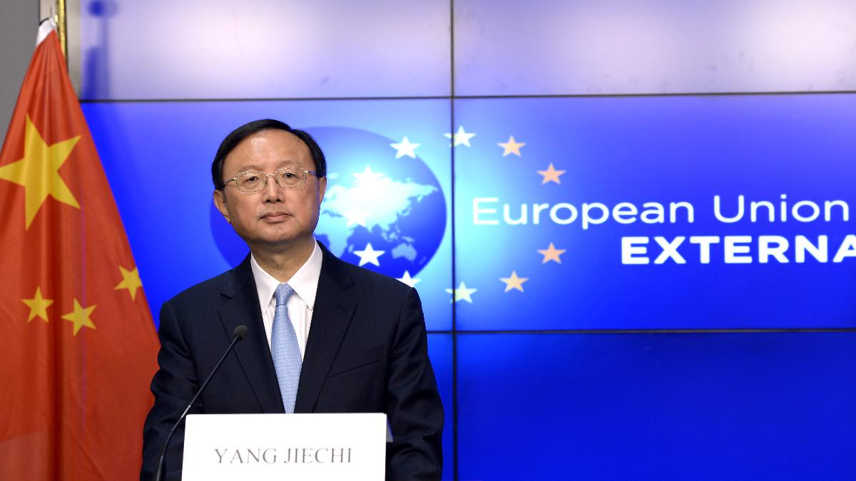 Yang Jiechi, jefe de Exteriores chino