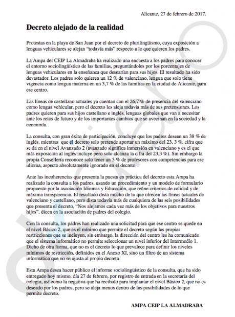 generalitat-castellano-denuncia-coolegio-almdraba