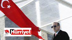 Recep Tayyip Erdogan acusa al diario Hürriyet (Foto: Reuters)