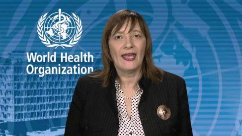 Marie-Paule Kieny, subdirectora de la OMS.