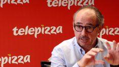 Pablo Juantegui, de Telepizza.