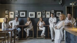 Los integrantes del grupo andaluz Siempre Así. Foto: Siempre Así