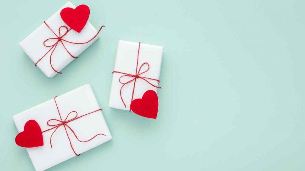 Analizamos el origen del San Valentín comercial.