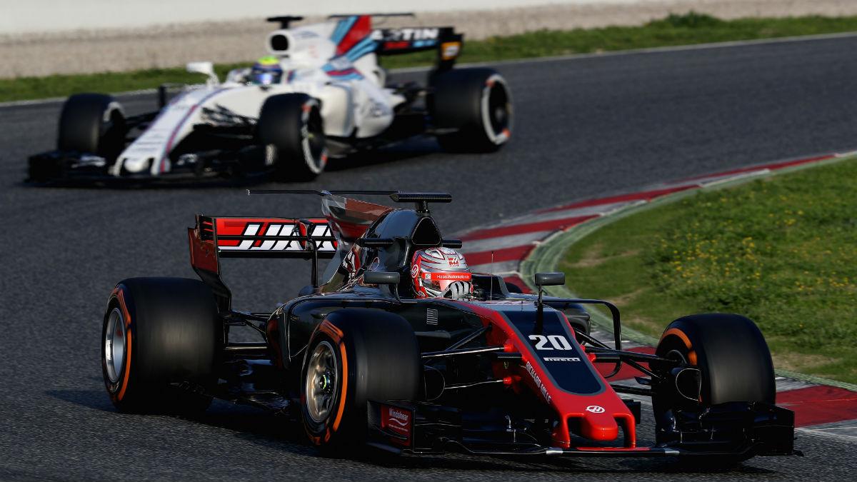 Varios pilotos afirman que esta temporada 2017 se verán menos adelantamientos en la Fórmula 1. (Getty)