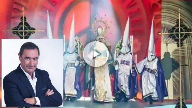 Herrera sobre el drag vestido de Virgen: «Que se disfracen de cómo va su madre estos mamarrachos»