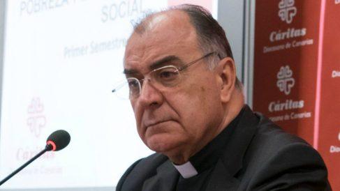 Francisco Cases, obispo de Canarias.