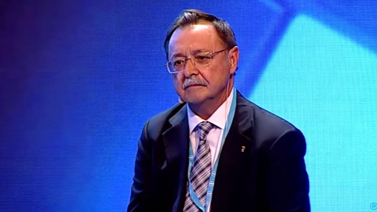El presidente de Ceuta, Juan Jesús Vivas (Foto: Youtube)