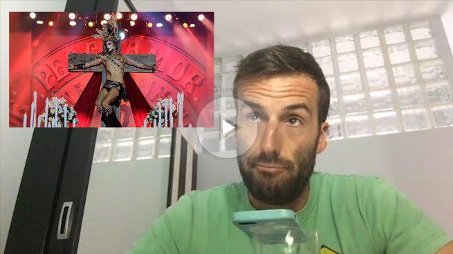 Okjeda llama al director del Carnaval de Las Palmas y le pone a caer de un burro
