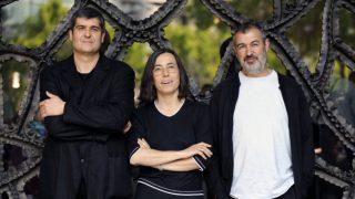 Tres españoles del estudio RCR Arquitectes gana el Premio Pritzker 2017