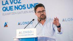 Asier Antona, presidente del PP de Canarias.