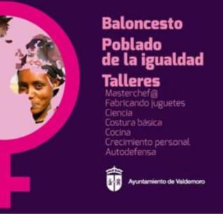 C's celebra el Día de la Mujer en Valdemoro ¡con talleres de cocina y costura!