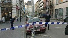 Redadas en Bruselas