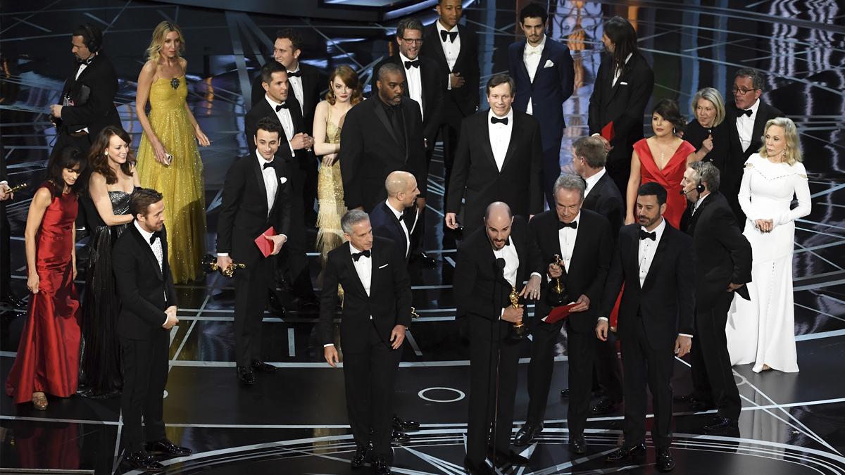 Ceremonia de entrega de los Oscar 2017. (Foto: Getty)