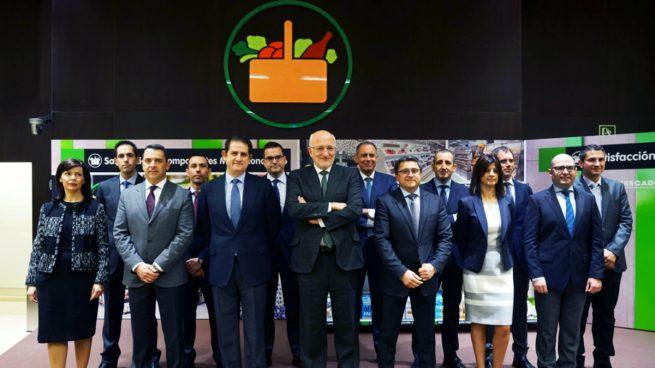 Mercadona sigue creciendo en España y afianza su liderazgo con una cuota de mercado del 23%