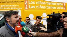 Ignacio Arsuaga, presidente de Hazte Oír. (Foto: EFE)