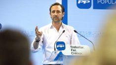 El ex presidente de Baleares José Ramón Bauzá (Foto: AFP)