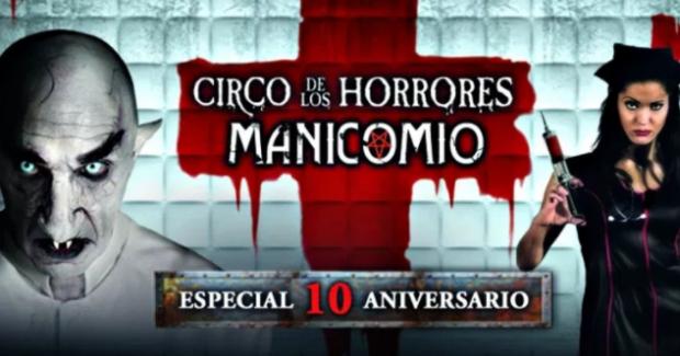 Manicomio Circo de los Horrores.