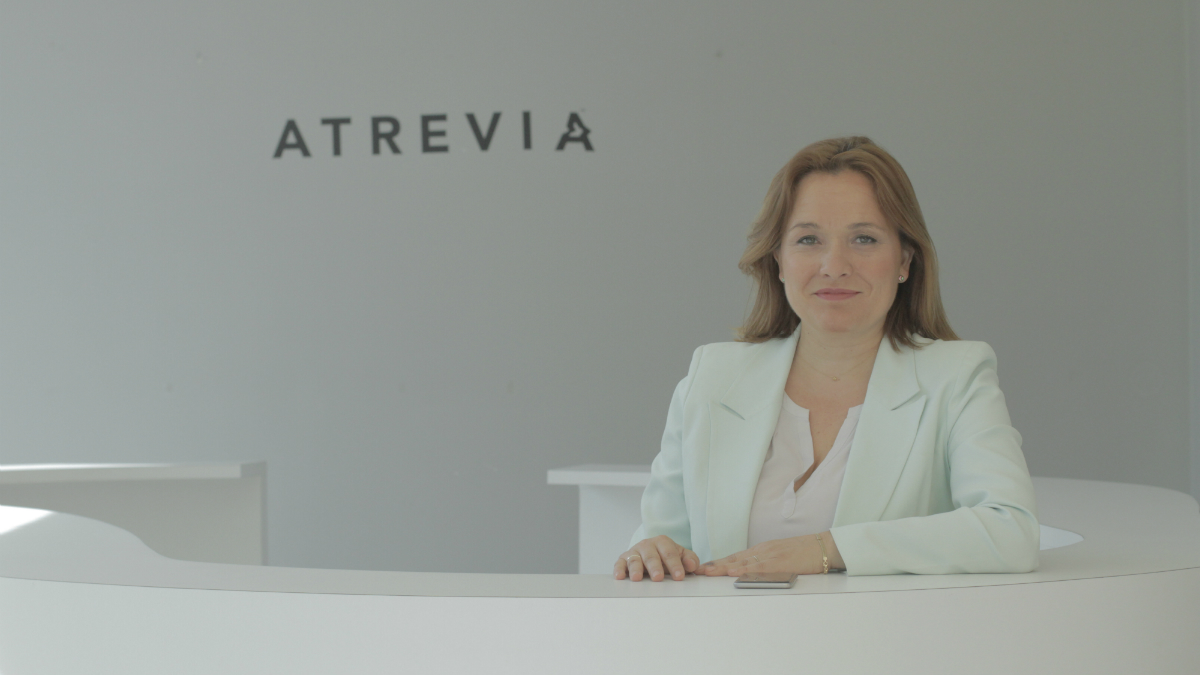 Asun Soriano, presidenta de Atrevia en España.