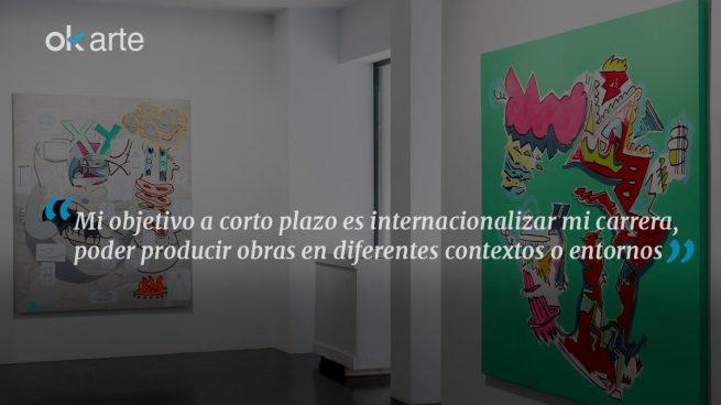 Maillo pinta el futuro artístico de España
