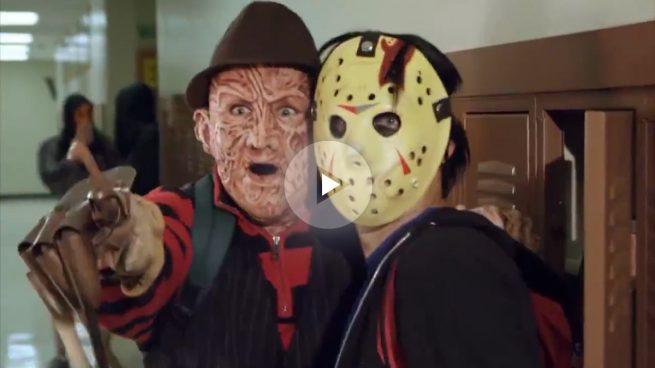 El corto que refleja la etapa de instituto de los mayores villanos de las películas