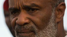 El ex presidente de Haití, René Préval