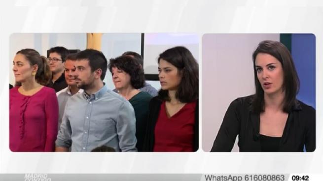 Rita Maestre se desmarca de los 25 despidos en Podemos y carga contra OKDIARIO por desvelarlo