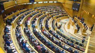 El Senado durante un pleno.