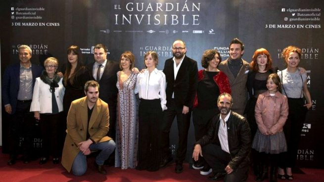 Image result for MIREN GAZTAÑAGA EL GUARDIAN INVISIBLE