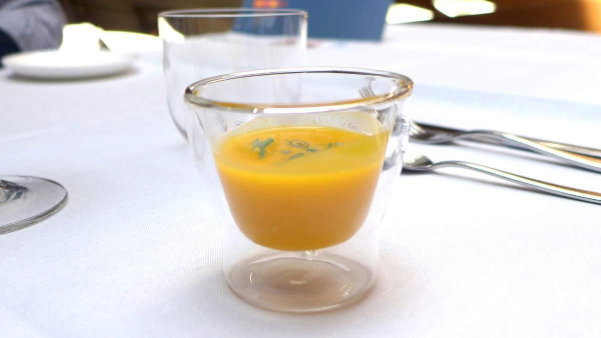 Receta de Crema de zanahorias y puerros