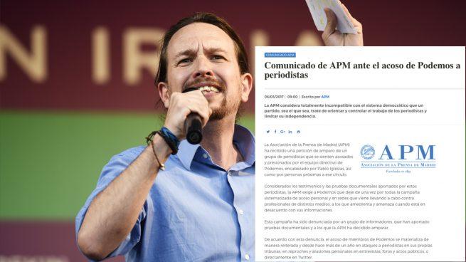 APM: Pablo Iglesias