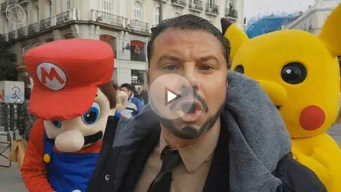 El humorista e imitador José Campoy, nuevo colaborador de OKDIARIO